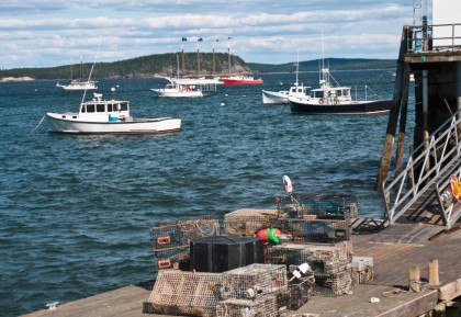 Bar Harbor Lobster Dock